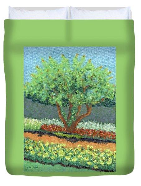 Beautiful Tree Duvet Cover
