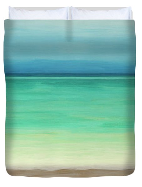 Beautiful Waters Duvet Cover