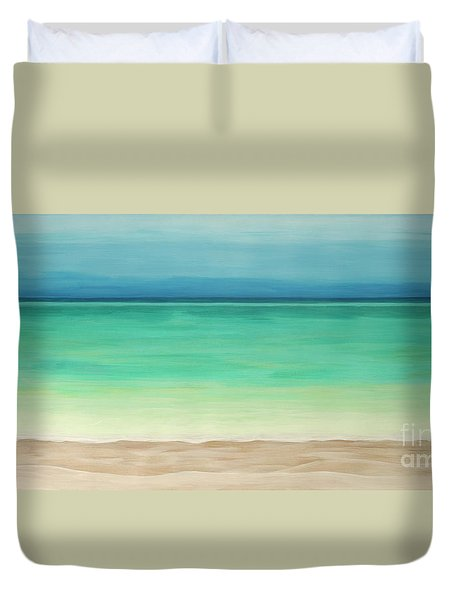 Beautiful Waters Duvet Cover