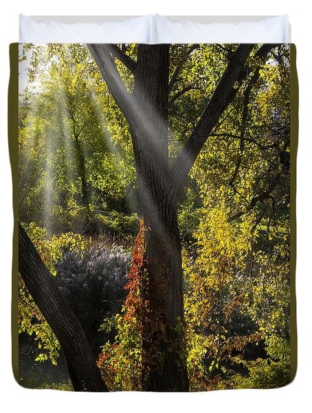 Beautiful Woodlands Duvet Cover