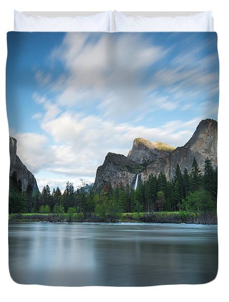 Beautiful Yosemite Duvet Cover