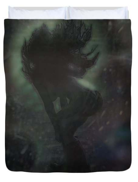 Beautifull Soul Duvet Cover