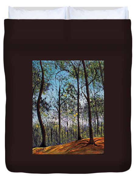 Beauty Around Us 1 Duvet Cover