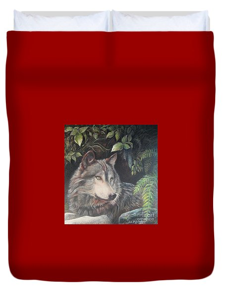 Beauty Boy Duvet Cover