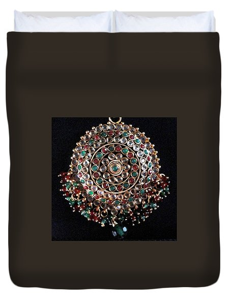 Beauty Duvet Cover by Harsh Malik
