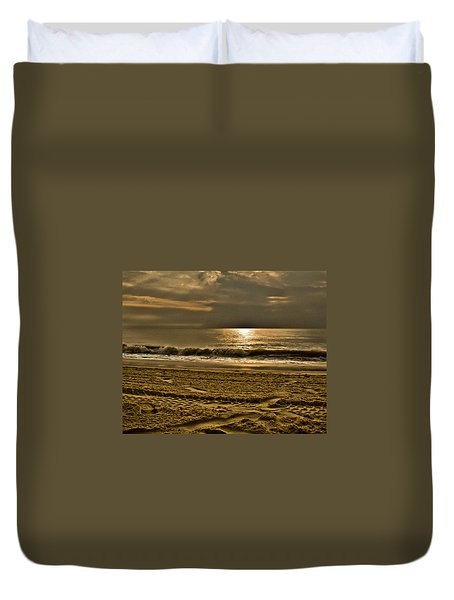 Beauty Of A Day Duvet Cover