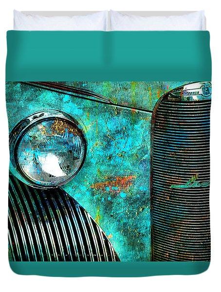 Beauty Of Lasalle Duvet Cover by Greg Sharpe