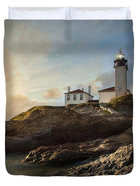 Beavertail Light Duvet Cover