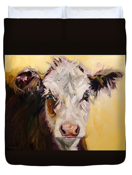 Bed Head Cow Duvet Cover