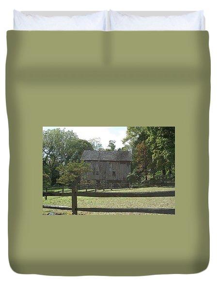 Bedford Barn Duvet Cover