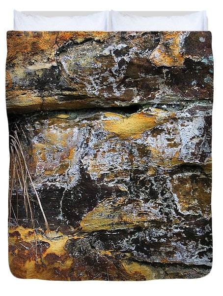 Bedrock Duvet Cover