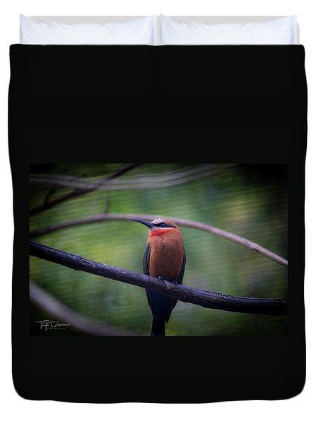 Bee-eater Duvet Cover