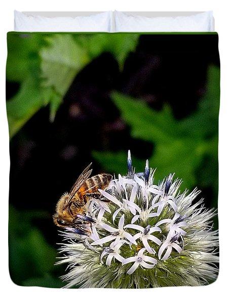 Beeing Seen Duvet Cover