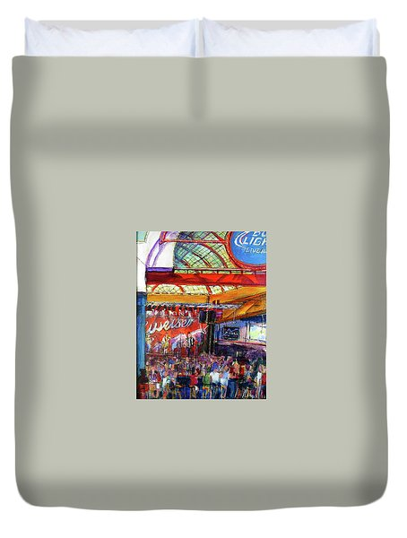 Beer Heaven Duvet Cover