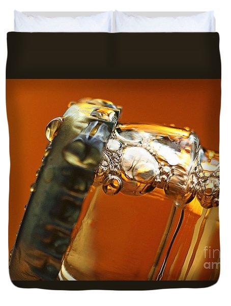 Beer Top Duvet Cover