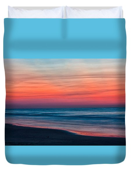 Before Sunrise Duvet Cover