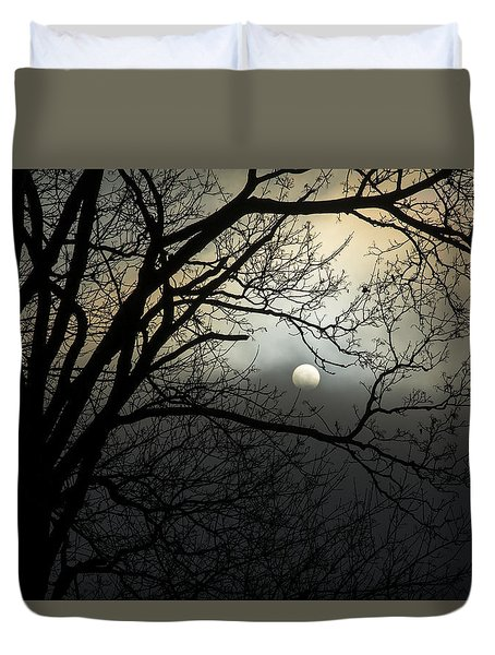 Before Sunset Duvet Cover