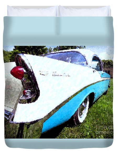 Bel Air Duvet Cover