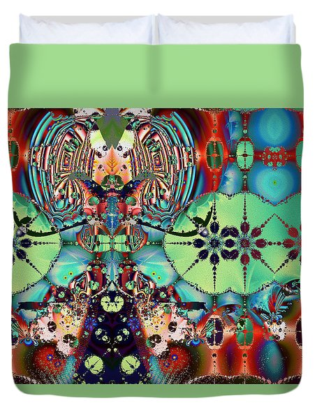 Bel Getty Duvet Cover