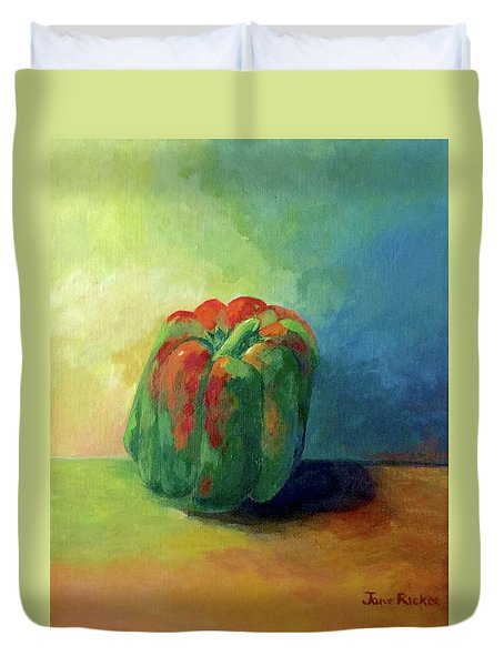 Bella Pepper  Duvet Cover
