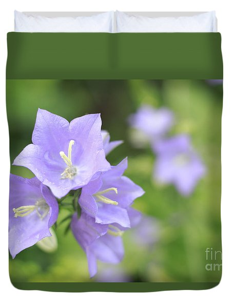 Bellflower Duvet Cover