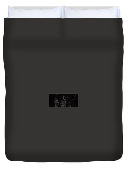 Bellies Duvet Cover