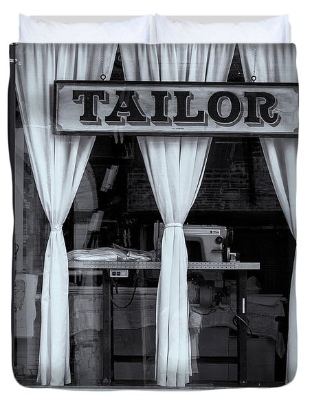 Bellows Falls Tailor Duvet Cover