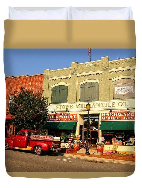 Stowe Mercantile 1 Duvet Cover