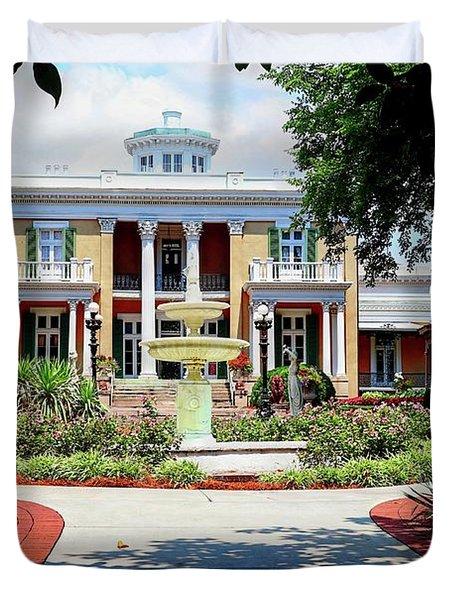 Belmont Mansion Duvet Cover