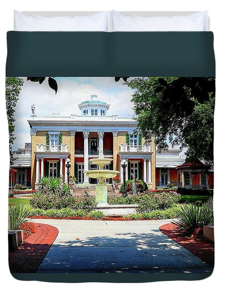 Belmont Mansion Duvet Cover