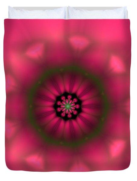 Duvet Cover featuring the digital art Ben 9 by Robert Thalmeier