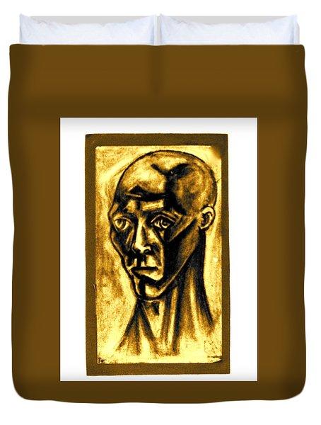 Ben Duvet Cover by Al Goldfarb