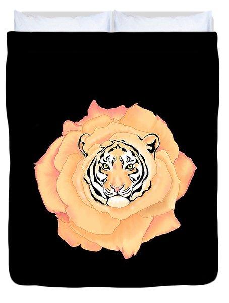 Bengal Blossom Duvet Cover