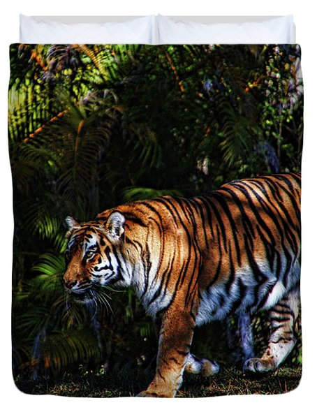 Bengal Tiger - Rdw001072 Duvet Cover