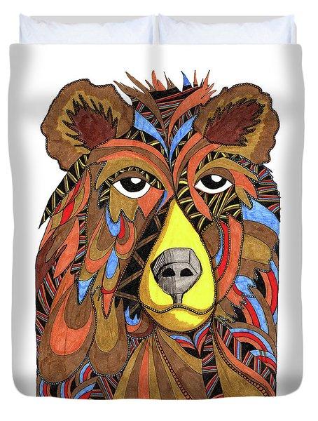 Benjamin Bear Duvet Cover