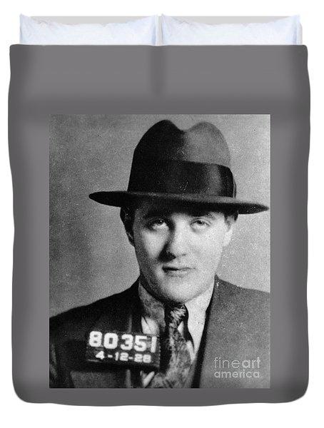 Benjamin Bugsy Siegel Duvet Cover