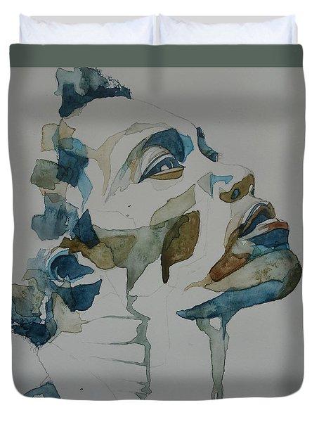 Benjamin Clementine Duvet Cover