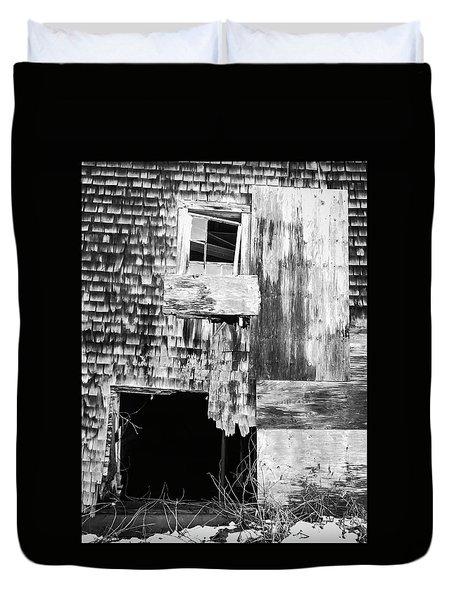Benjamin Nye Homestead Duvet Cover