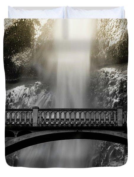 Benson Bridge Duvet Cover