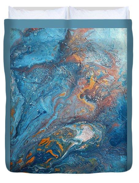 Benthic Duvet Cover
