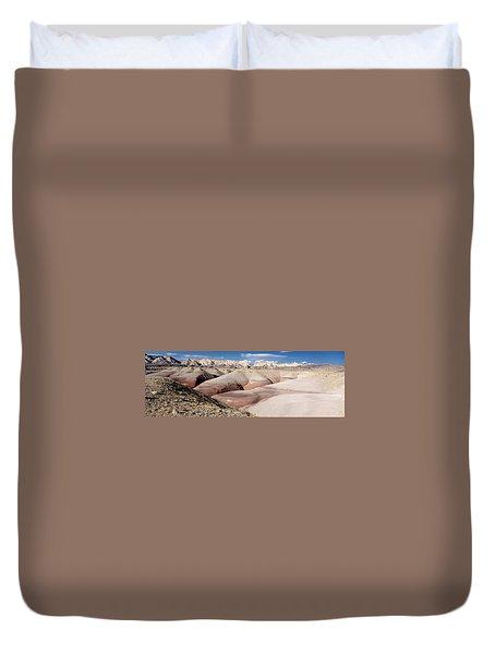 Bentonite Mounds Duvet Cover