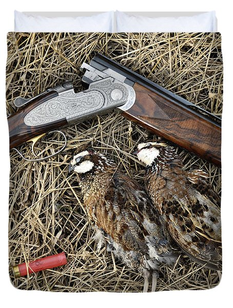 Beretta 28 Gauge - D005559 Duvet Cover