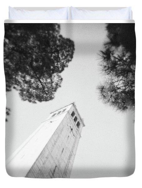 Berkeley Campanile Duvet Cover