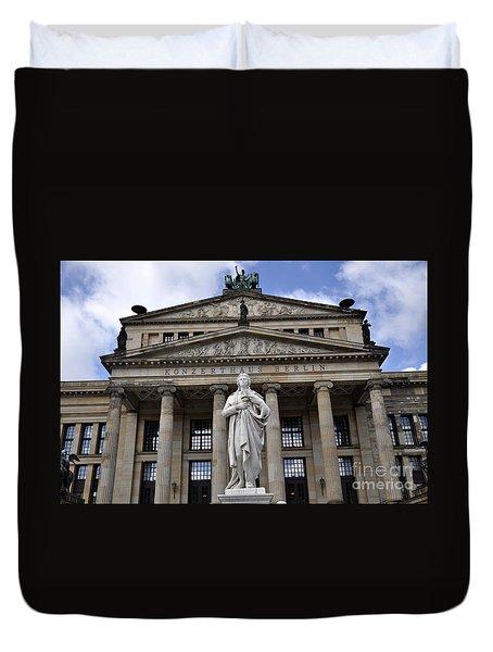 Berlin 4 Duvet Cover