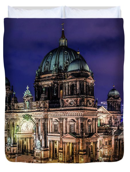 Berlin Cathedral Duvet Cover