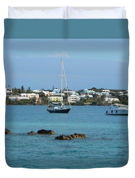Bermuda Duvet Cover