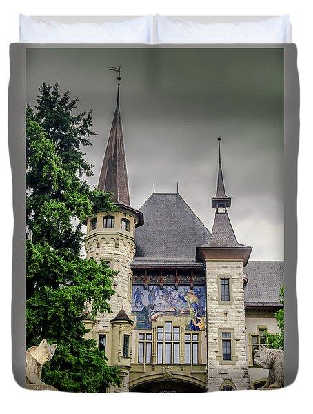 Berne Historical Museum Duvet Cover