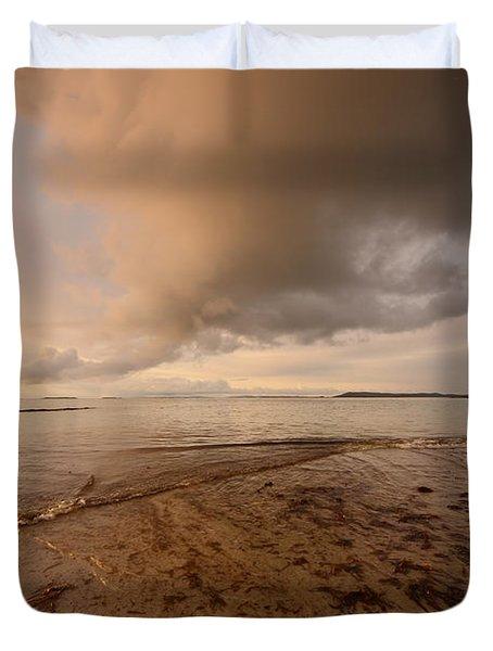 Berneray Dawn Duvet Cover