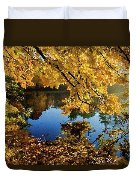 Bernharts Dam 15-244 Duvet Cover