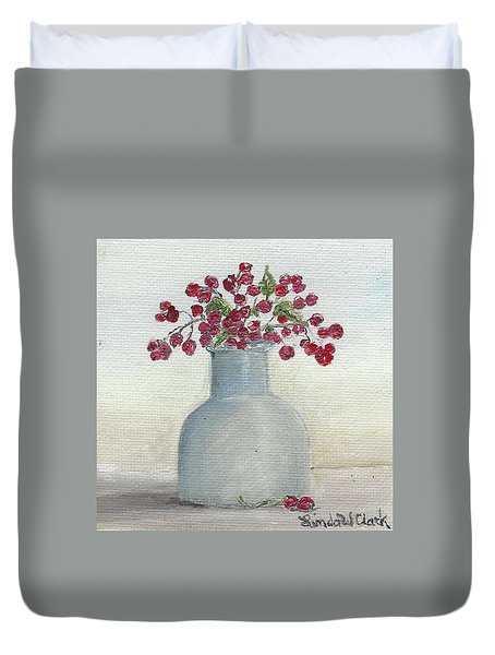 Berries Duvet Cover